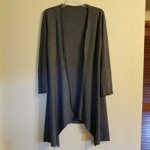 Sweaters - Long flowy cardigan